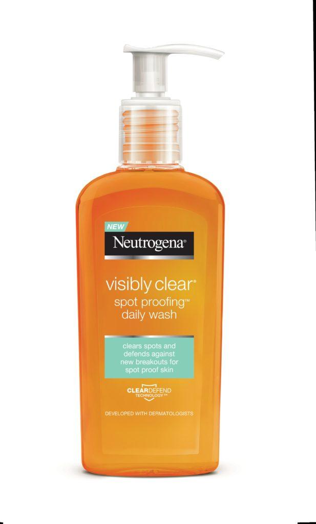 Neutrogena żel do mycia twarzy