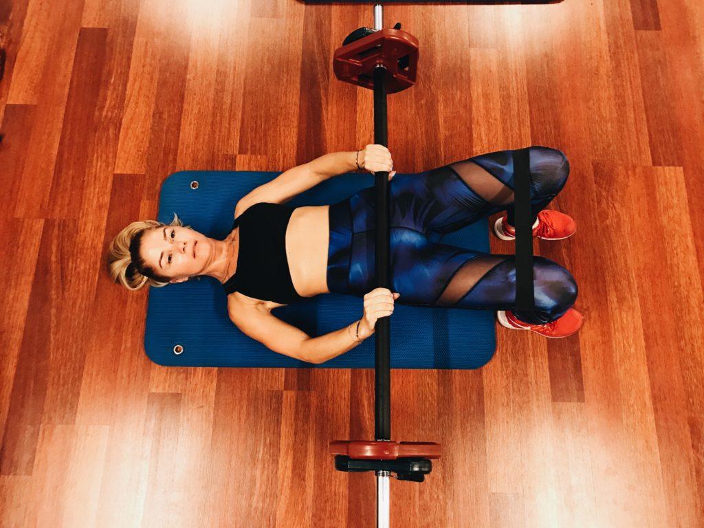 Ewa Szabatin trening