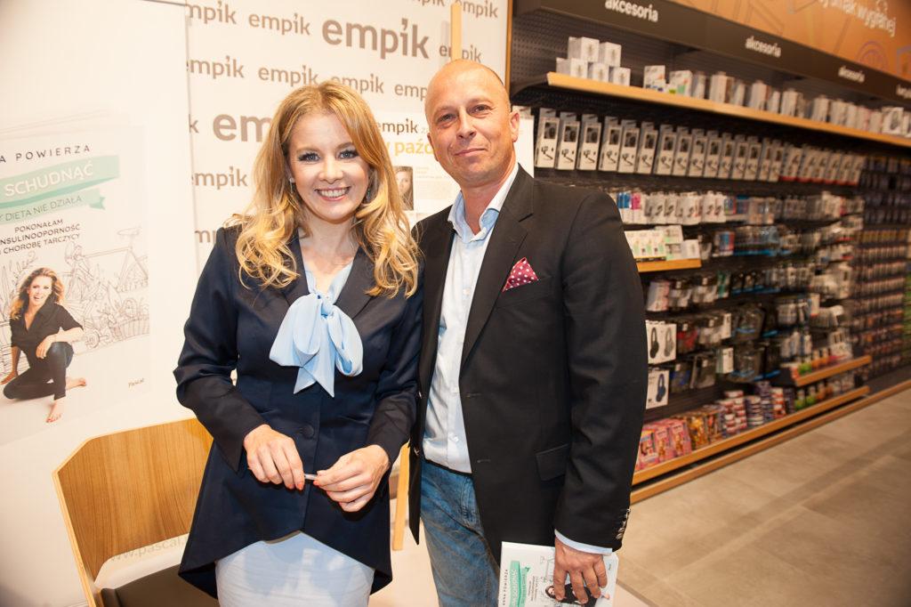 Ania Powierza i Paweł Stacho