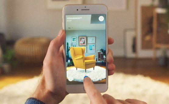 Ikea Place rewolucyjna aplikacja, która urządzi twoje mieszkanie!