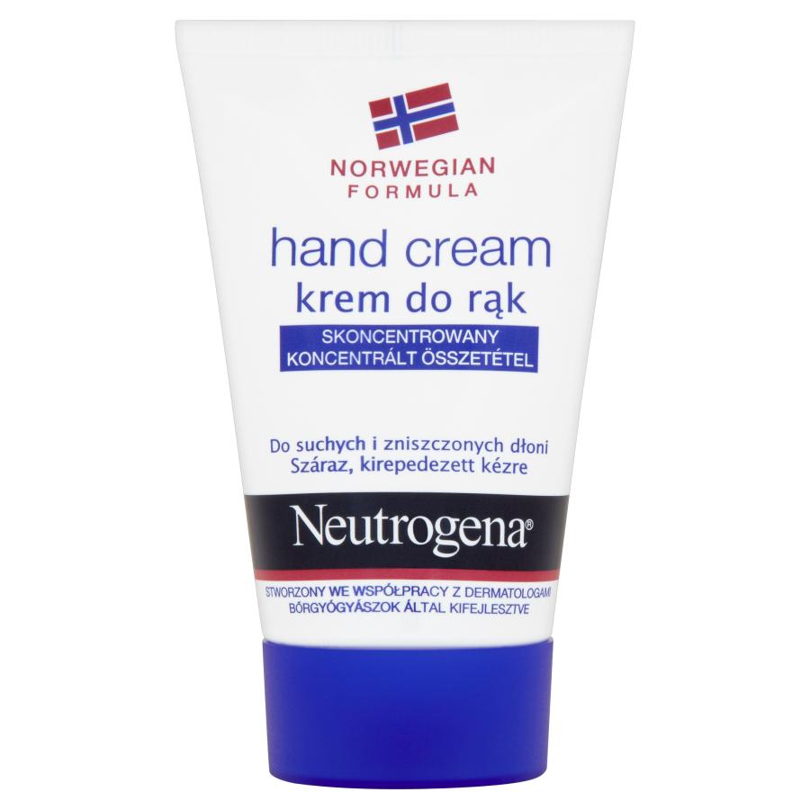 Nowości kosmetyczne krem do rąk Neutrogena