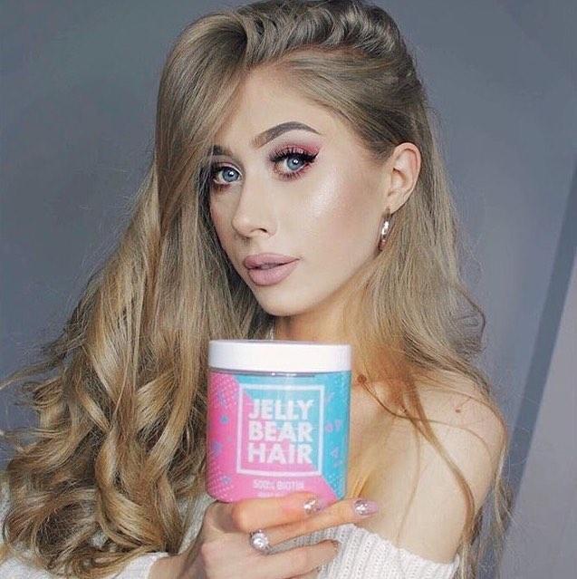 Żelki na porost włosów - nowy trend w kosmetyce