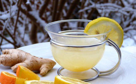 Koktajl witaminowy na zimowe przeziębienie