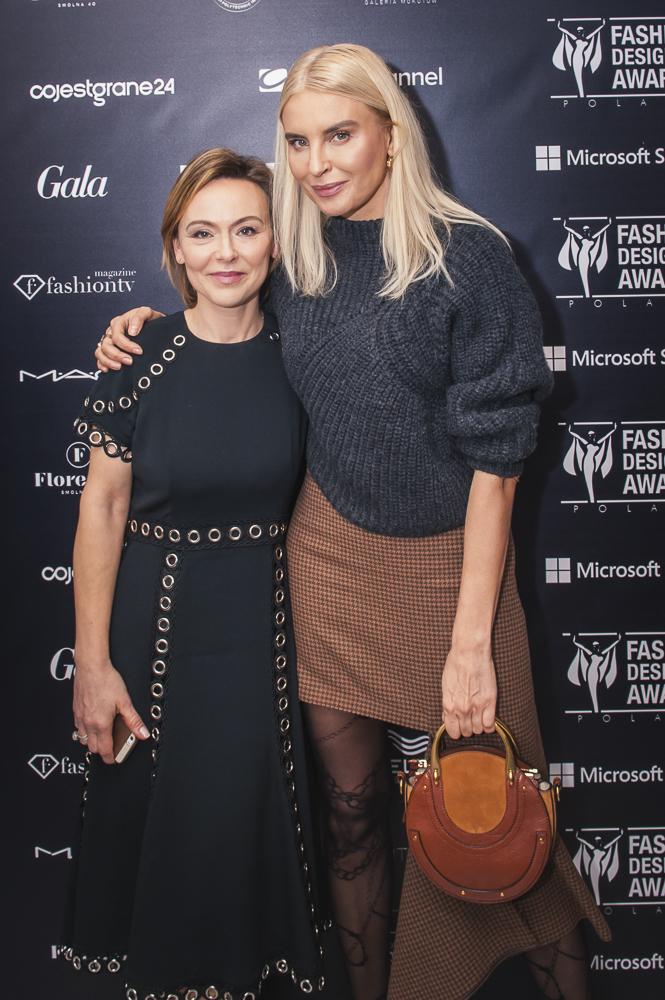 Joanna Sokołowska- Pronobis i Joanna Horodyńska