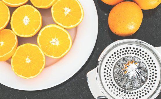 Pomarańcze - owoce, które świetnie sprawdzają się w pielęgnacji