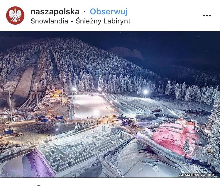 zdj. printscreen instagram @naszapolska