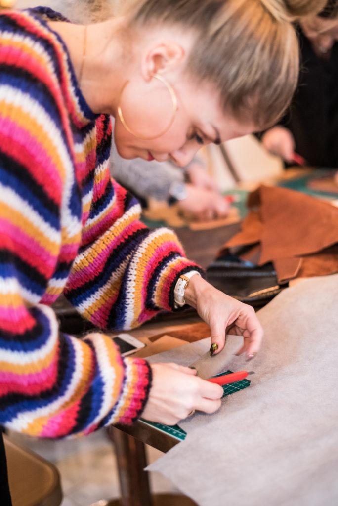 Ewa Szabatin również uczestniczyła w warsztatach marki Piel