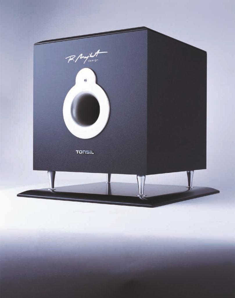 Robert Majkut zaprojektował designerskie głośniki