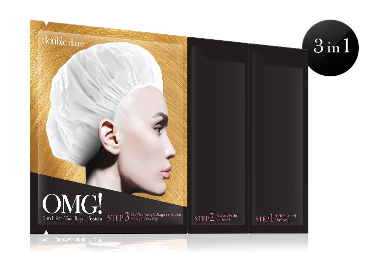 Kosmetyki na lato - OMG maski do włosów
