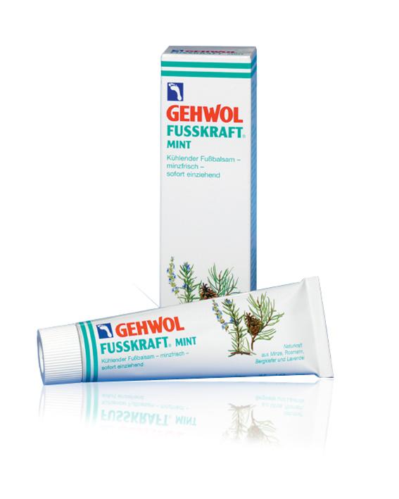 Spa dla stóp - dzięki produktom marki Gehwol to możliwe
