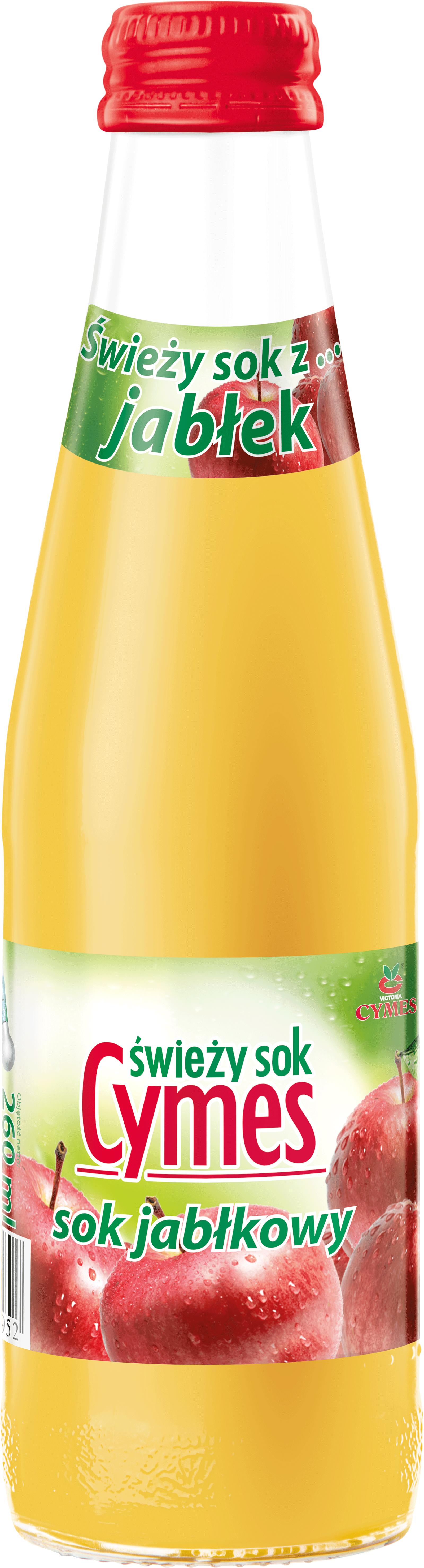 Victoria Cymes sok jabłkowy