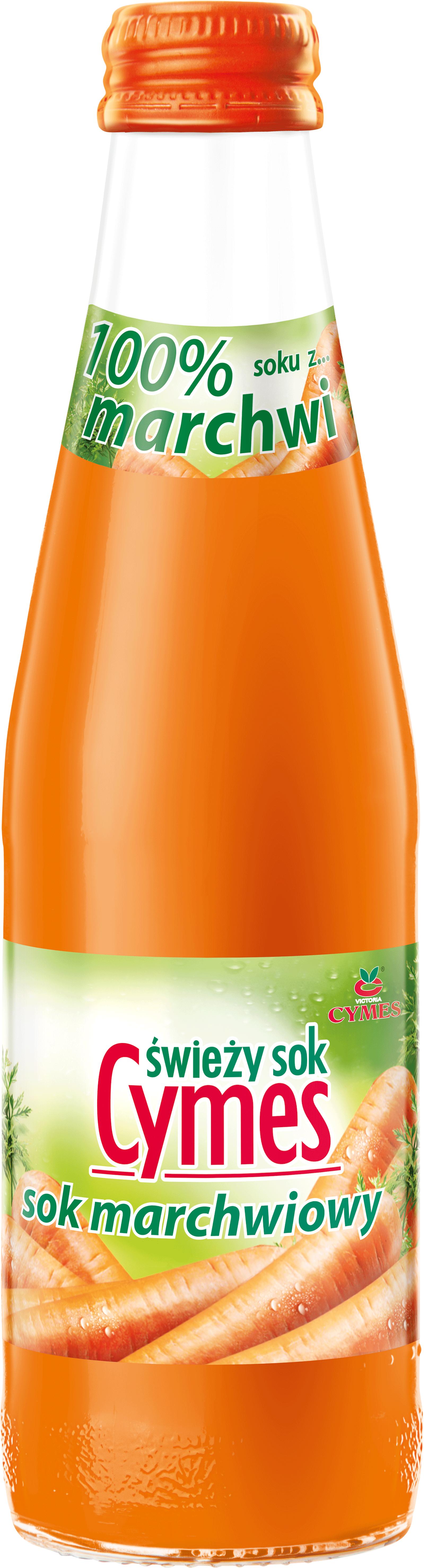 Victoria Cymes - sok marchwiowy