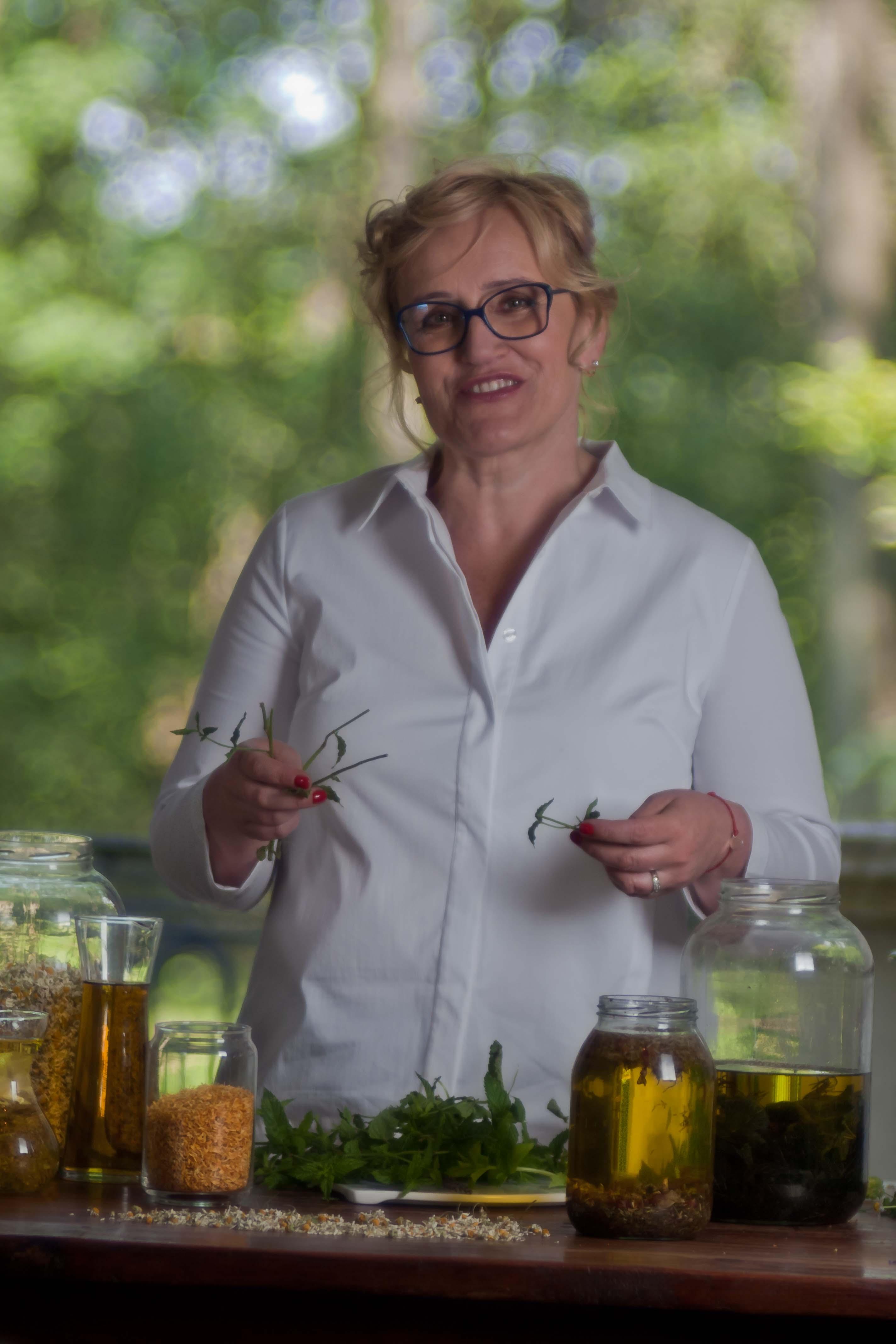 Twórczyni marki Umami - dr Dorota Rutkowska
