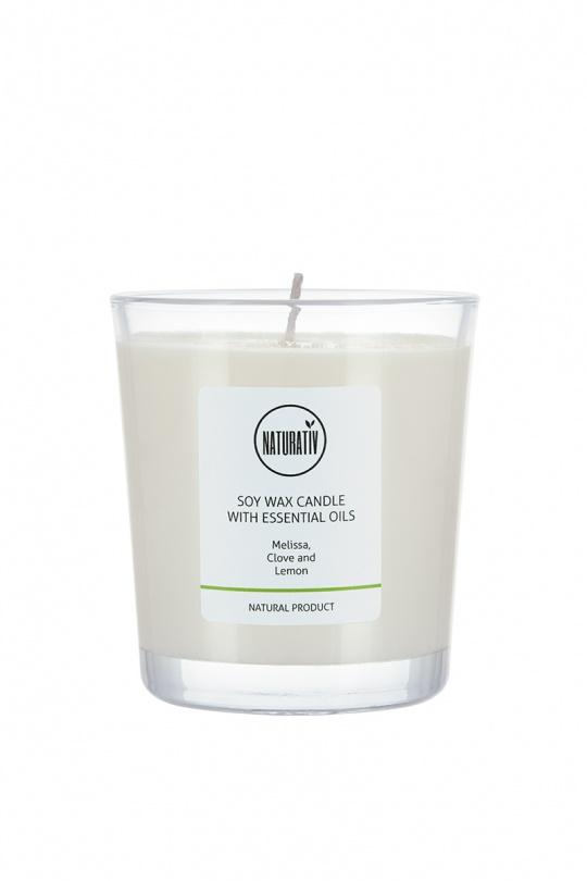 Świece zapachowe Naturativ