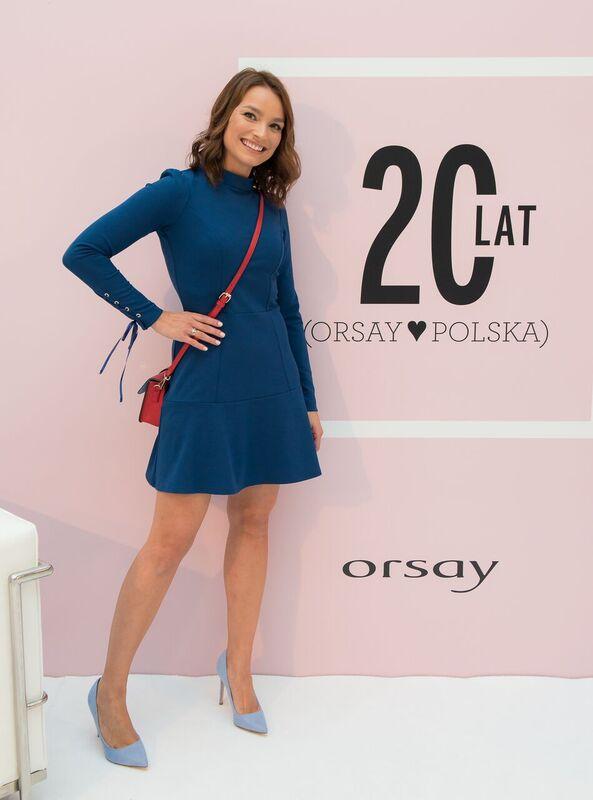 Orsay 20 lat/ na zdj. Anna Starmach