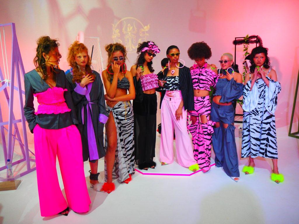 London Fashion Week SS2018 zdj. Joanna Lelejko