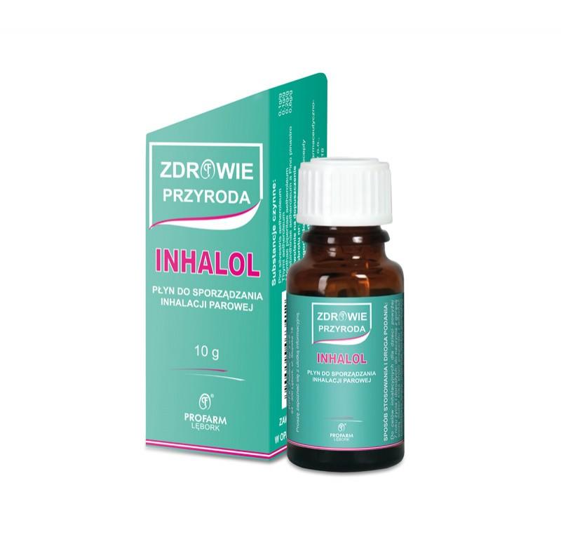 Inhalacja- preparat Inhalol