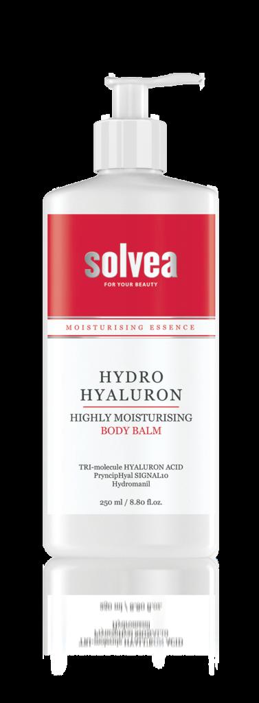Pielęgnacja skóry- balsam Solvea