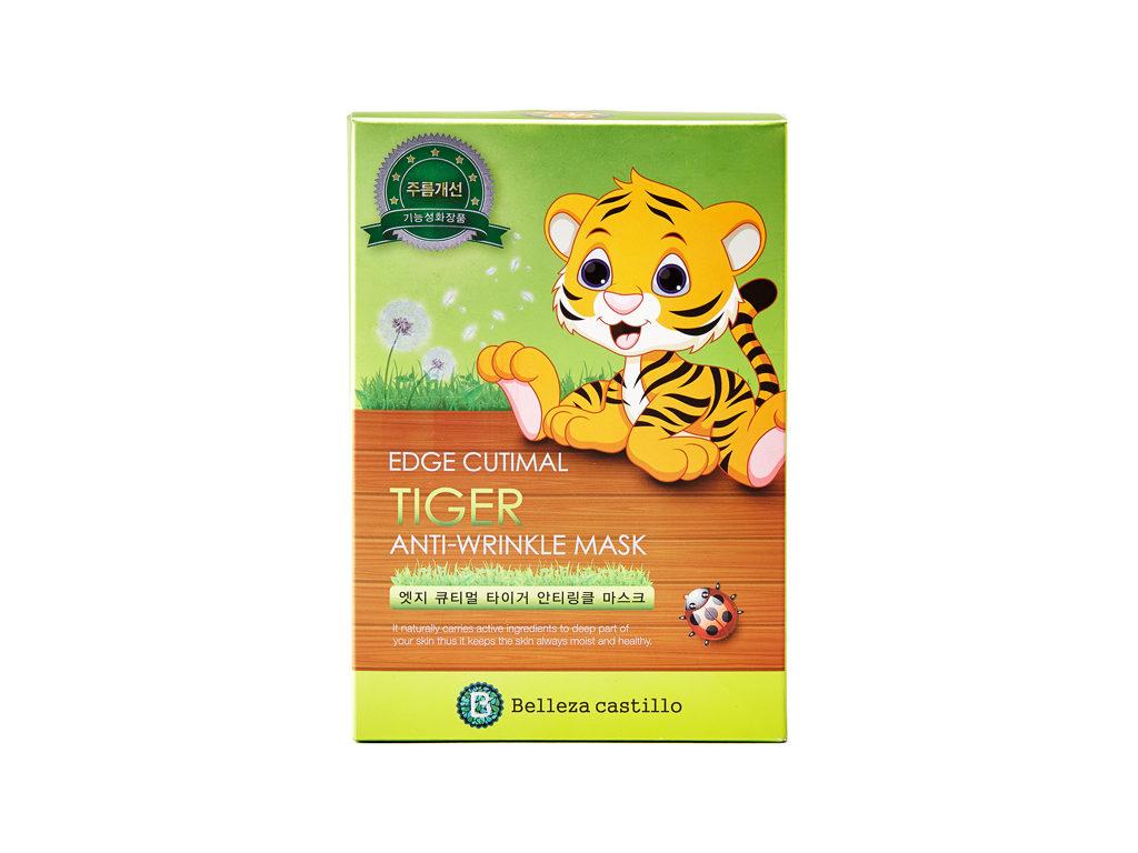 Edge Cutimal Tiger