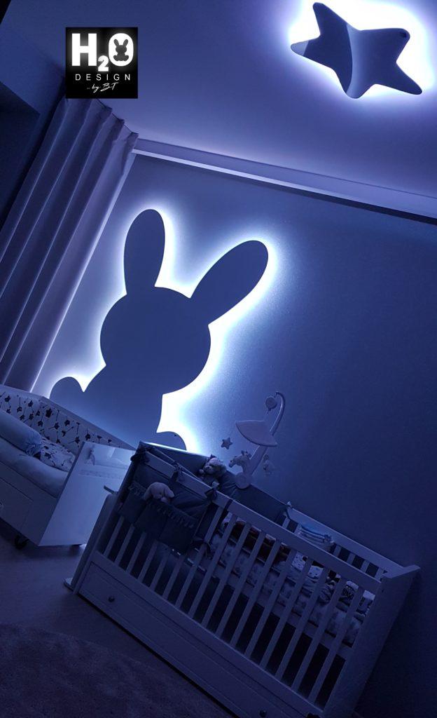 H2O-Design - niesamowite lampy LED tworzone na zamówienie
