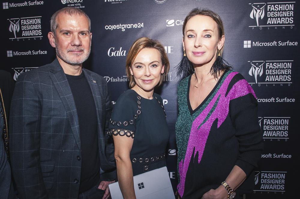 Fashion Designer Awards jury
