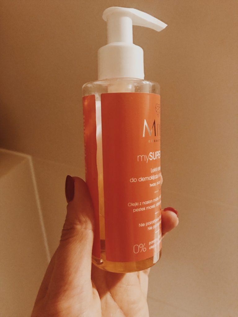 Kosmetyki do pielęgnacji twarzy - Miya Cosmetics olejek