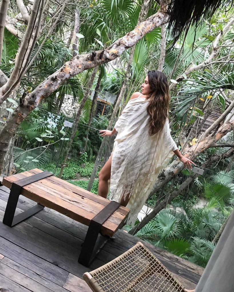 Natalia Siwiec na rodzinnych wakacjach w Meksyku