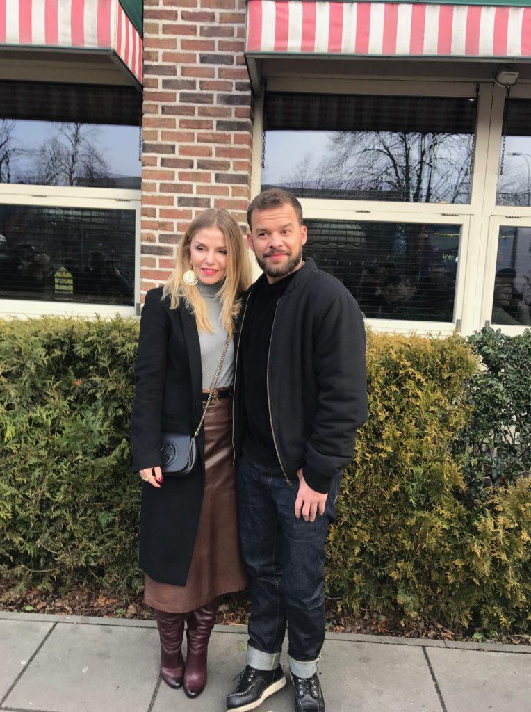 Ewa Szabatin i Michał Piróg