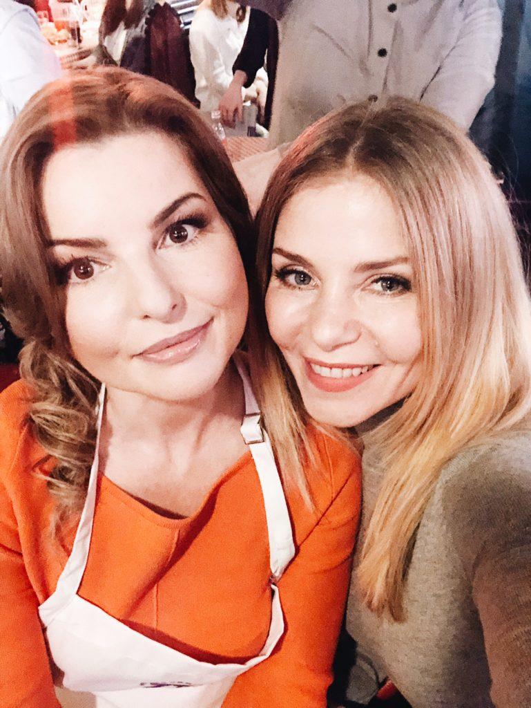 Beata Chmielowska- Olech i Ewa Szabatin