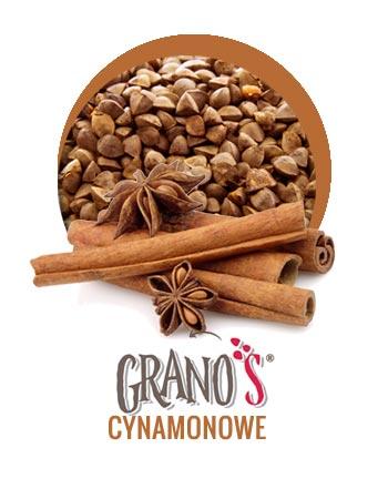 Sernik z ciasteczkami firmy Grano'S