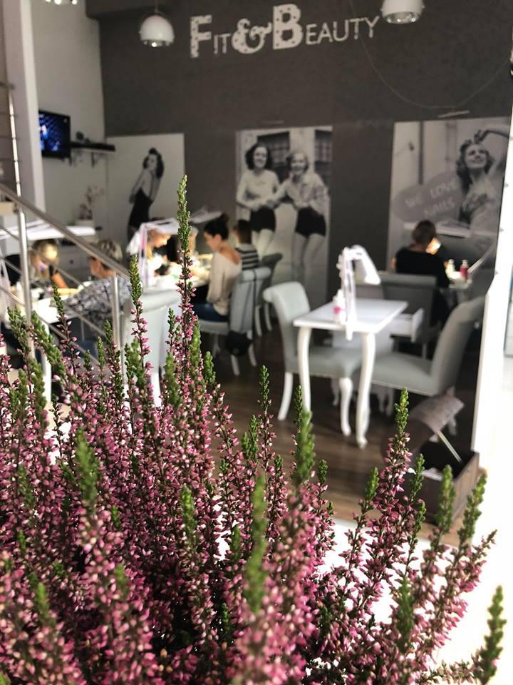 Salon Fit and Beauty ul. Mroczna Warszawa