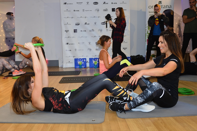 Paulina Koziejowska i Beata Tadla