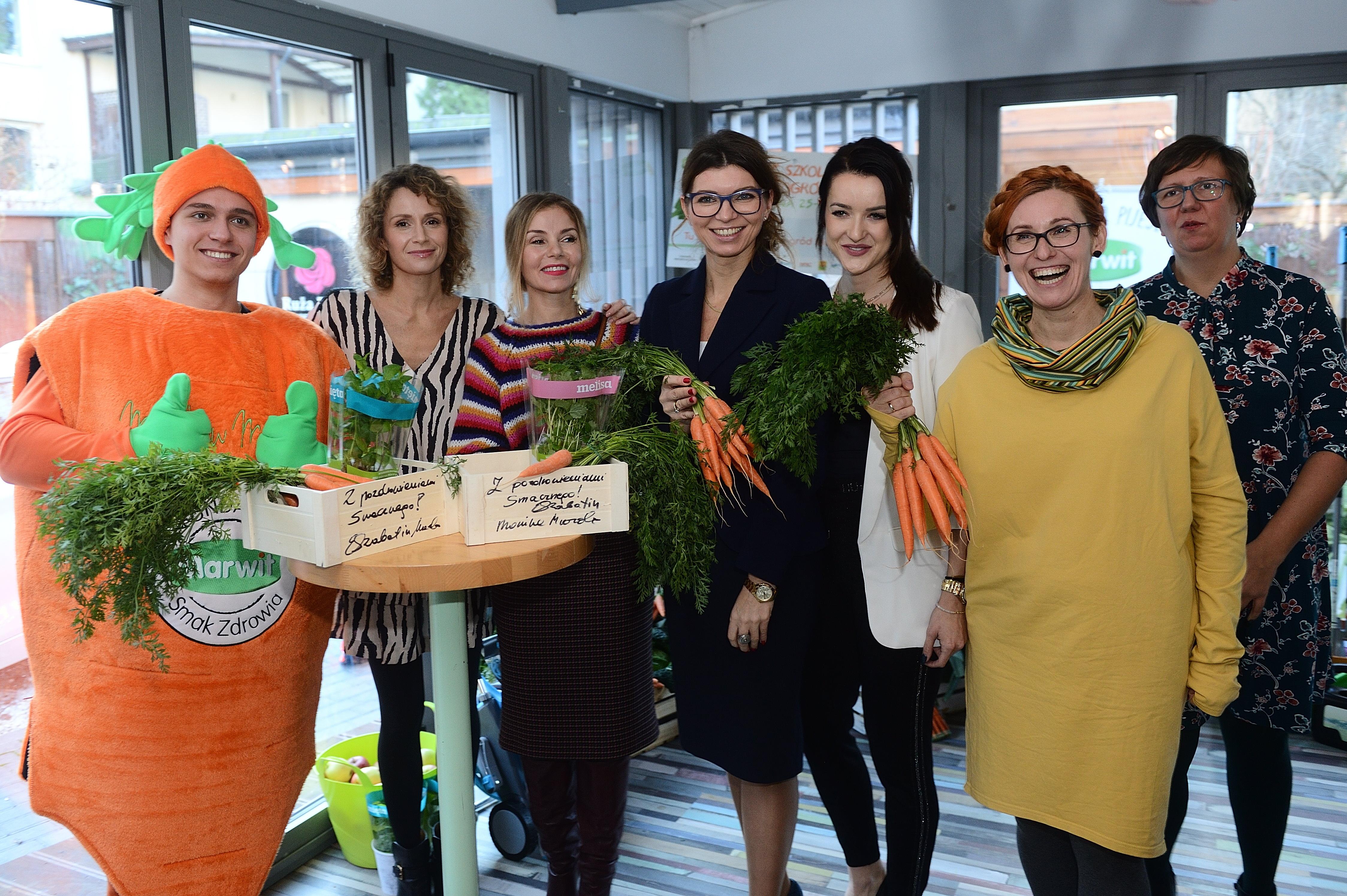 Monika Mrozowska, Ewa Szabatin, Anna Kruzińska- Pawłowska, Magdalena Foeller, Katarzyna Gubała, Krystyna Matelska- Tokarz
