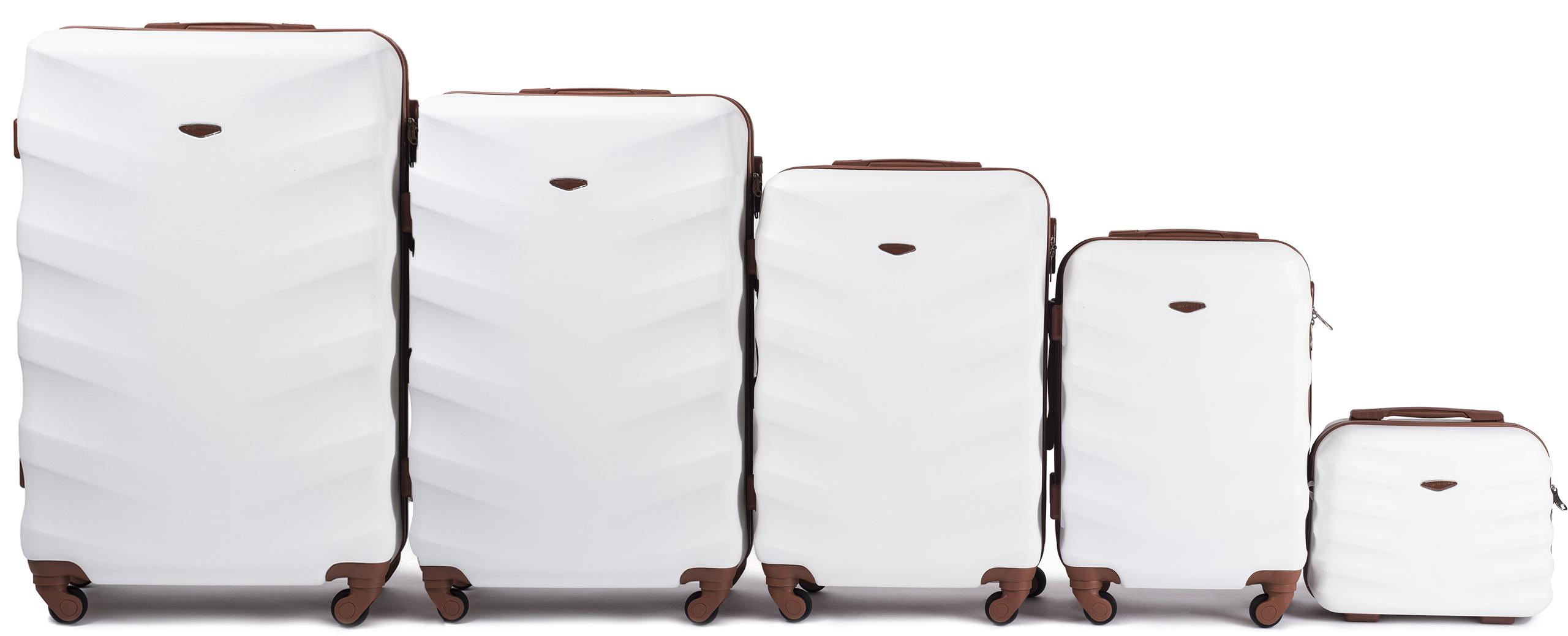 Komplet walizek ALBATROS