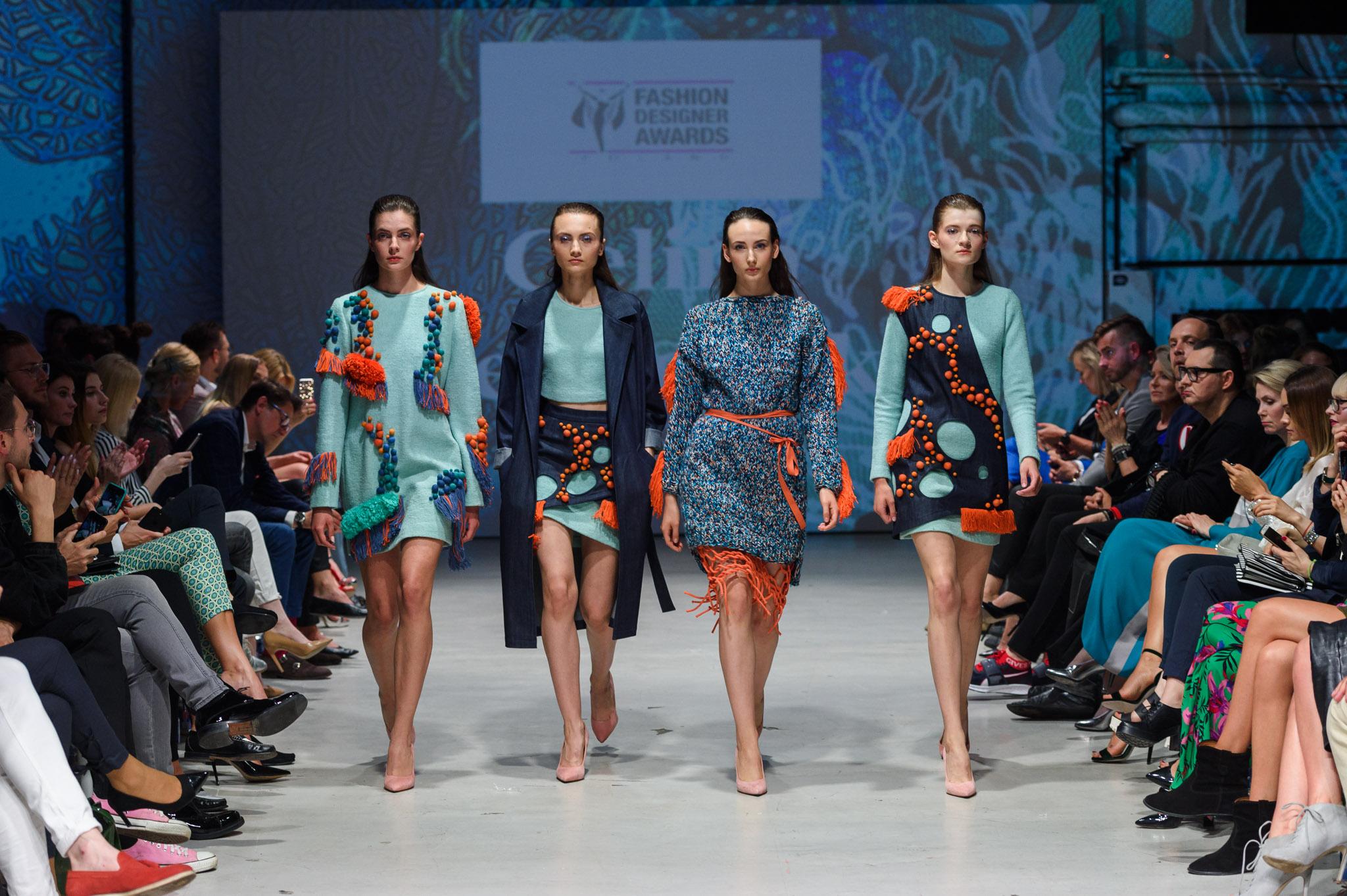 Celina Wesołowska - zwyciężczyni zeszłorocznej edycji Fashion Designer Awards
