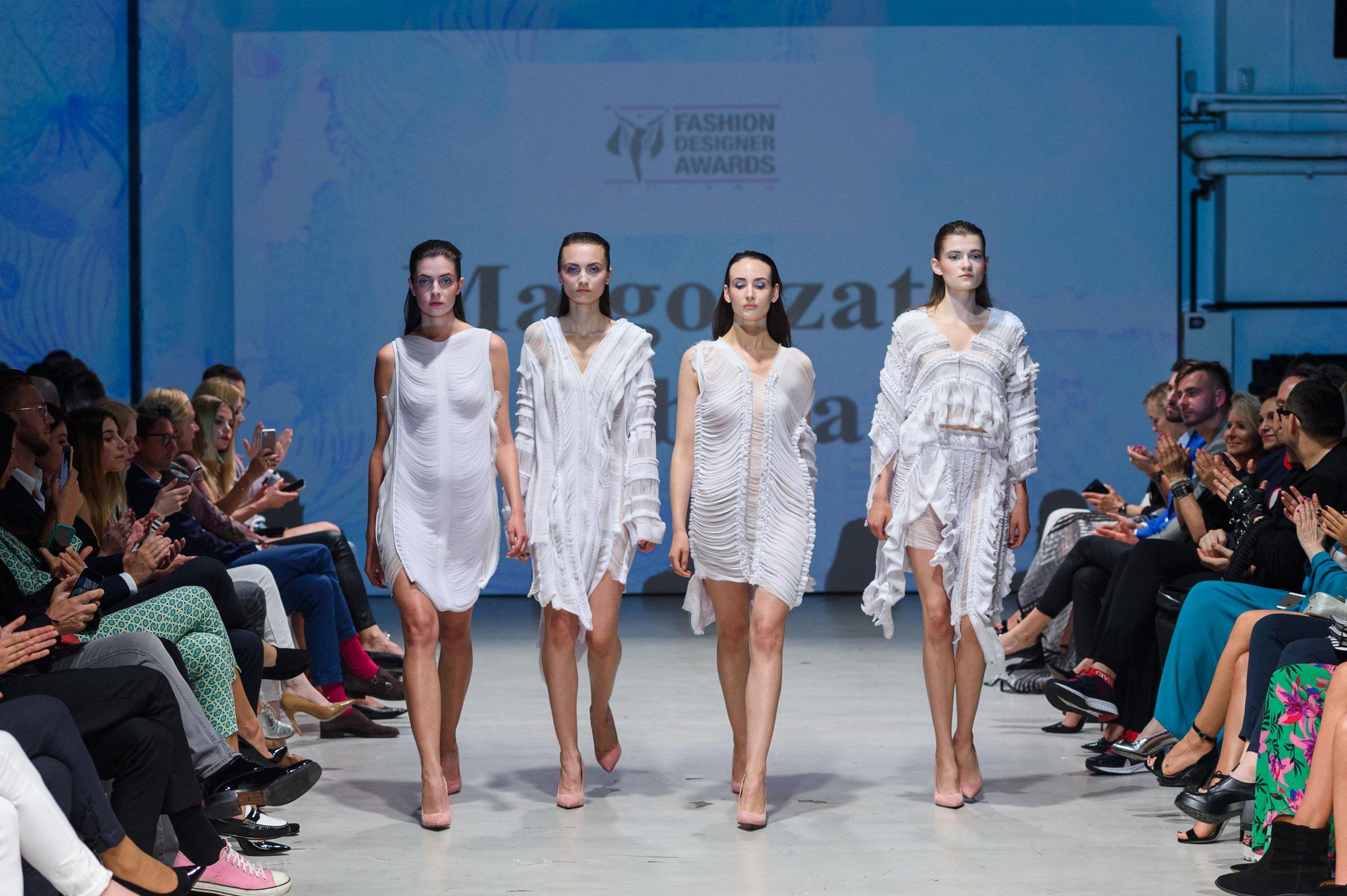 Małgorzata Sobota - III m-ce zeszłorocznej edycji Fashion Designer Awards