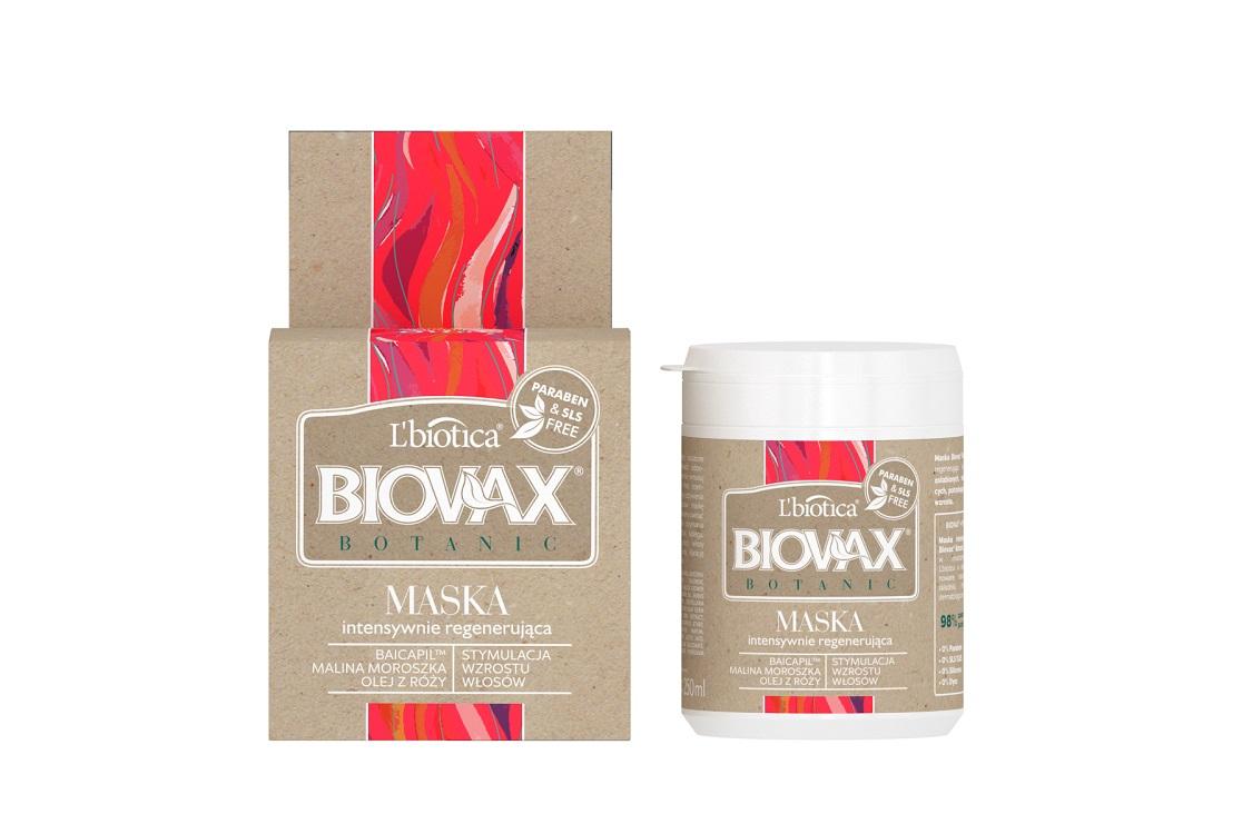 Maska Biovax Botanic