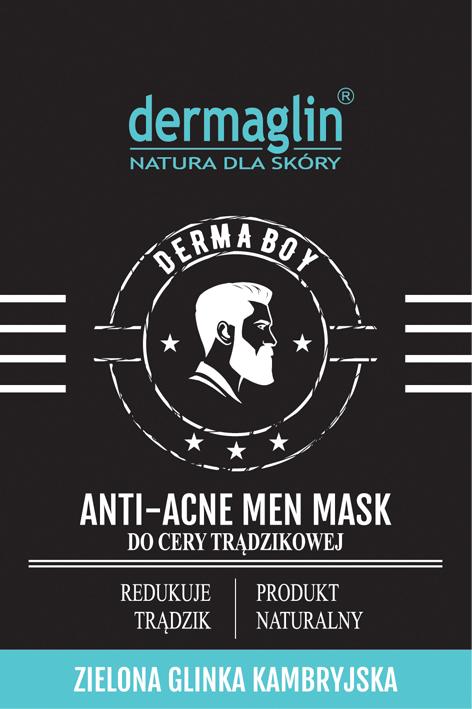 Dermaglin inwestuje w produkty dla mężczyzn