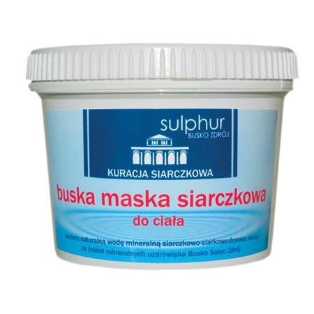 Sulphur - buska maska siarczkowa
