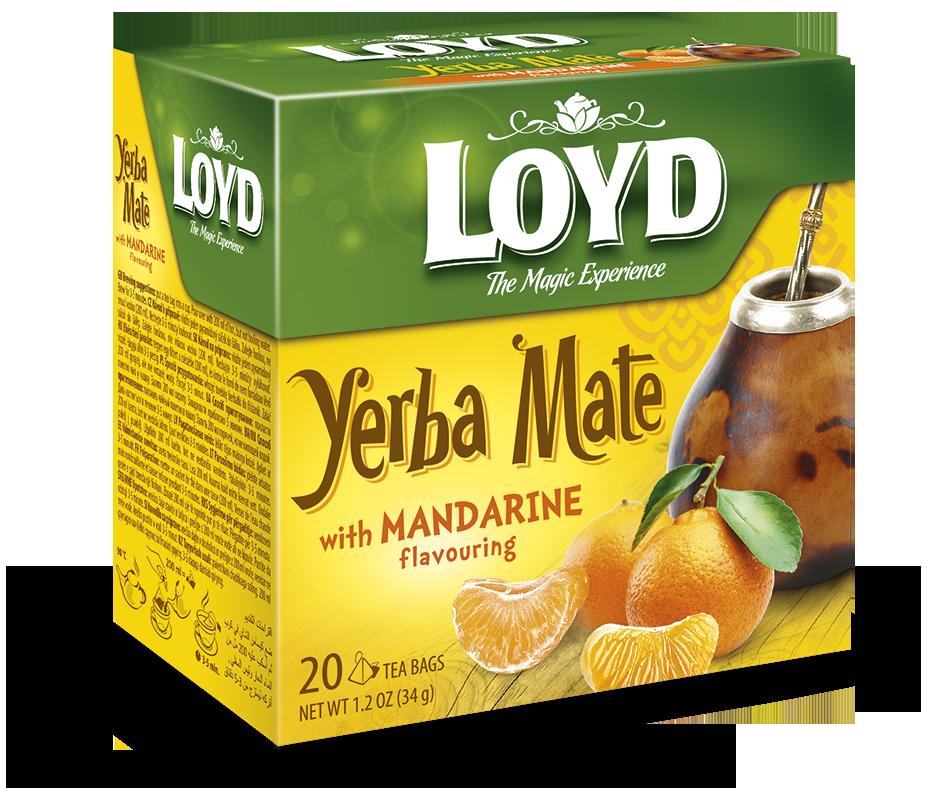 Loyd Yerba Mate