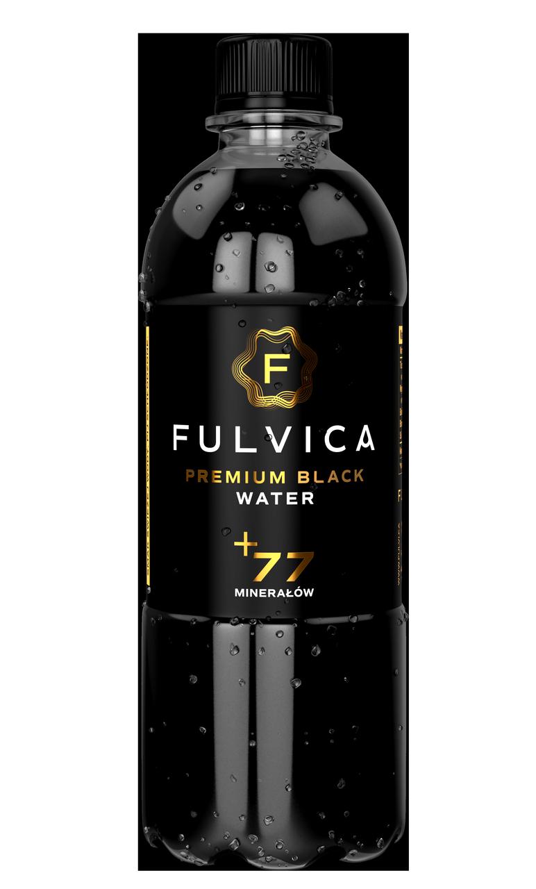 Czarna woda - Fulvica