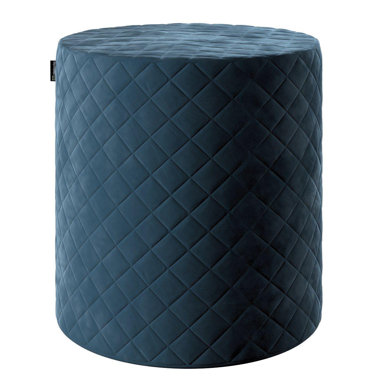 Dekoria.pl oferuje Puff Barrel pikowany w wielu kolorach