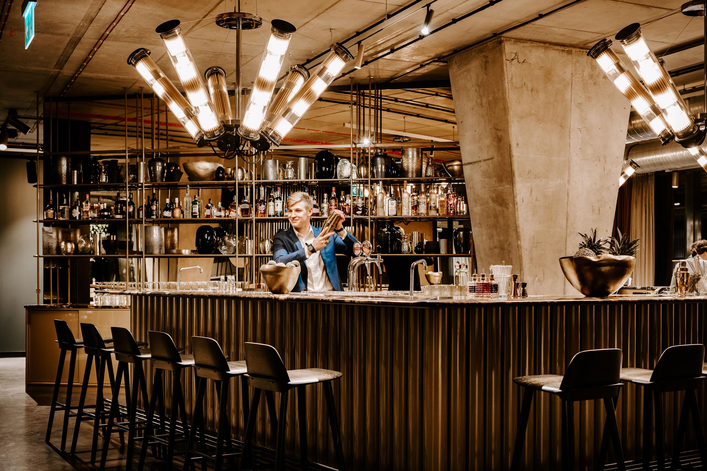 Vienna House Mokotow Warsaw - drink bar