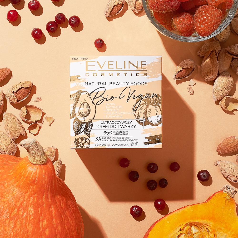 ultraodżywczykrem do twarzy Natural Beauty Foods BioVegan