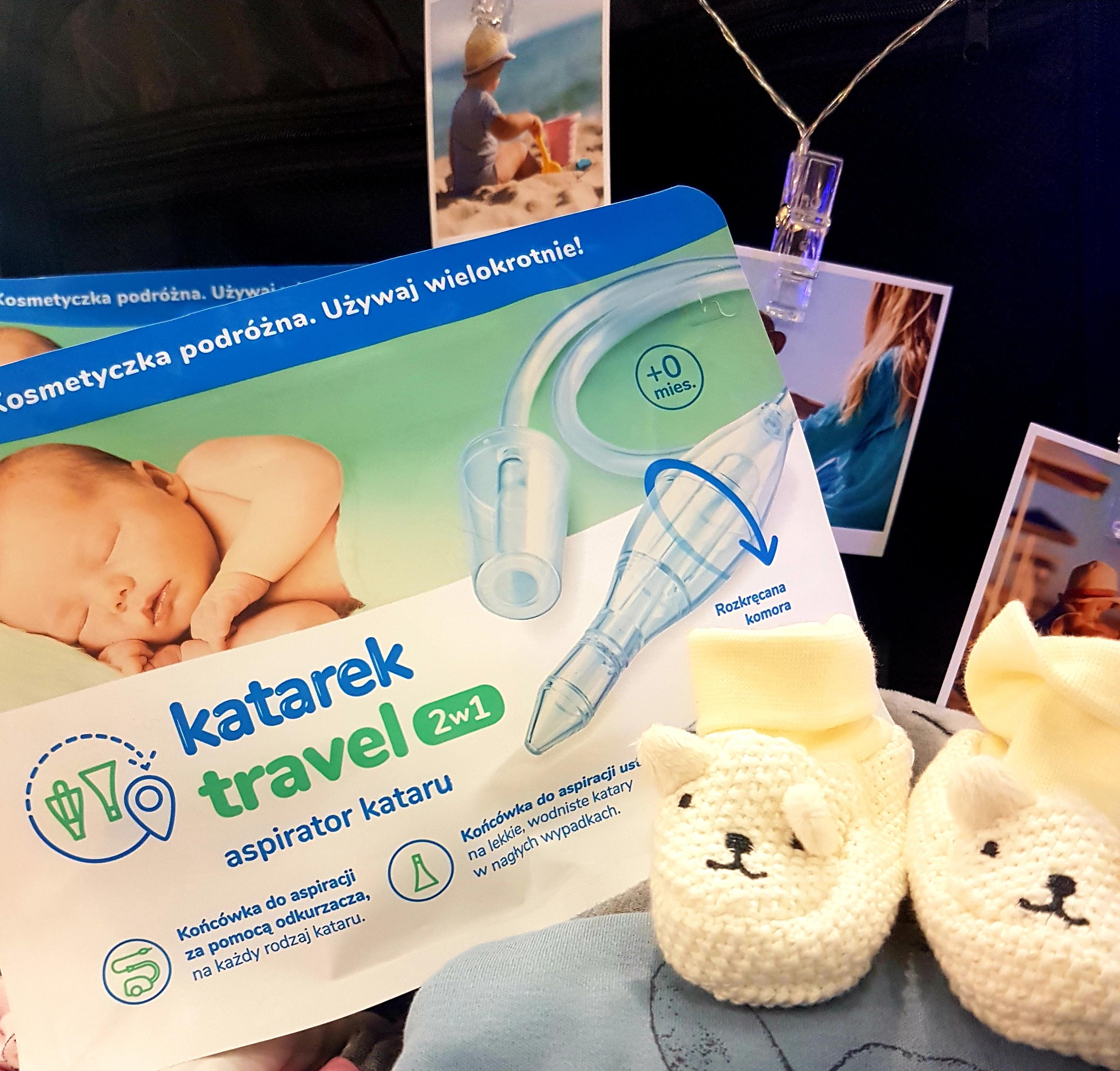 Katarek Travel 2w1