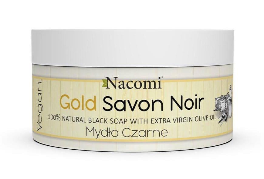 Czarne Mydło - Gold Savon Noir w Influencer's Top 2020