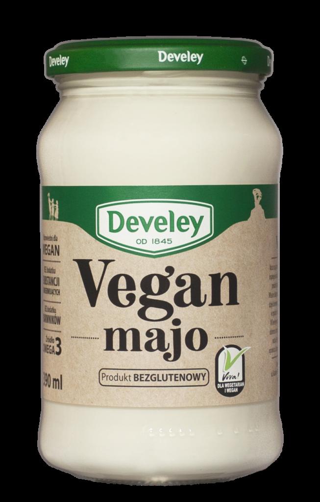Vegan majo. Develey